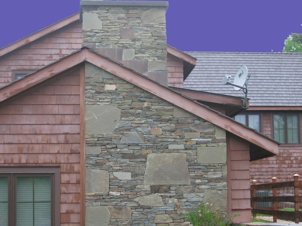 Chimneys Stockbridge Stone